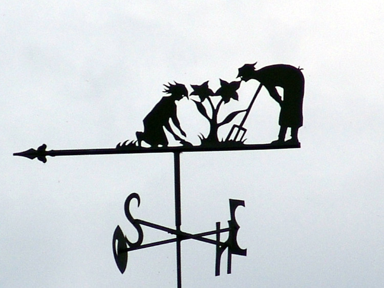 Saint-Fuscien: Jardinier