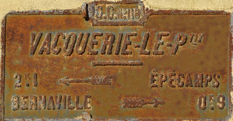 Bernaville (Vacquerie-le-Petit)