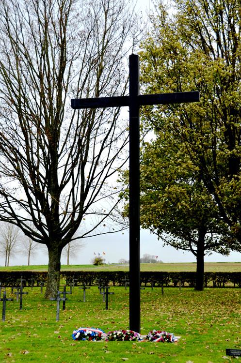 Le cimetière allemand de Proyart