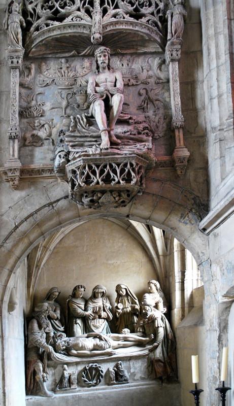 Montdidier- Eglise du Saint-Sépulcre
