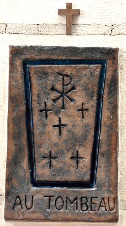 Au tombeau