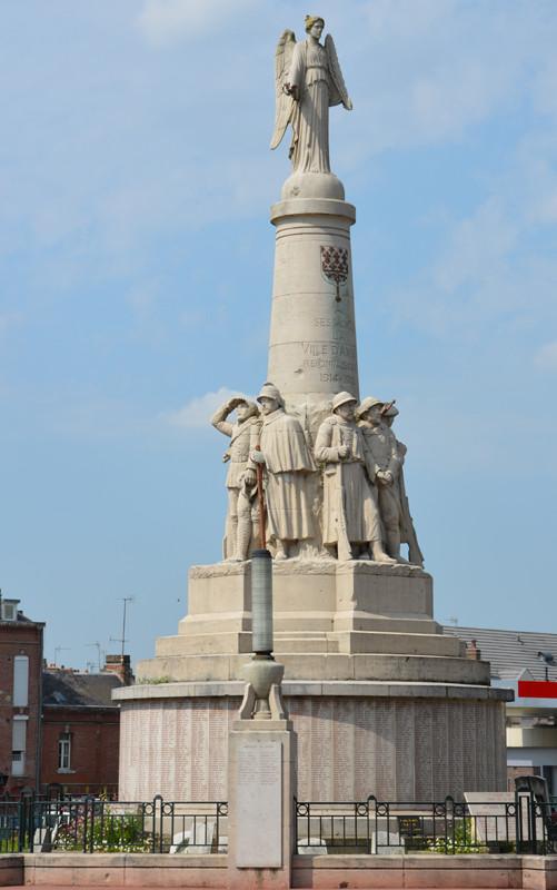 Amiens- Place du Maréchal Joffre