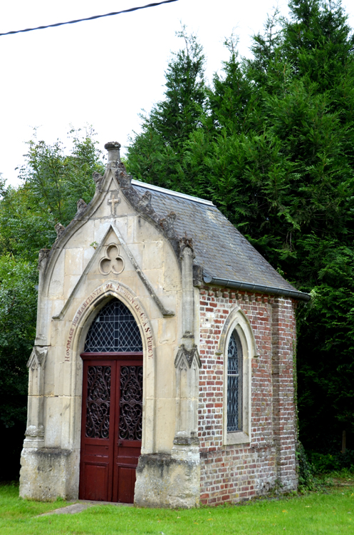 Frohen-le-Grand-Chapelle St-Fursy