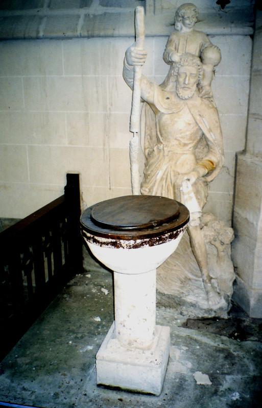 Conty- Eglise Saint-Antoine