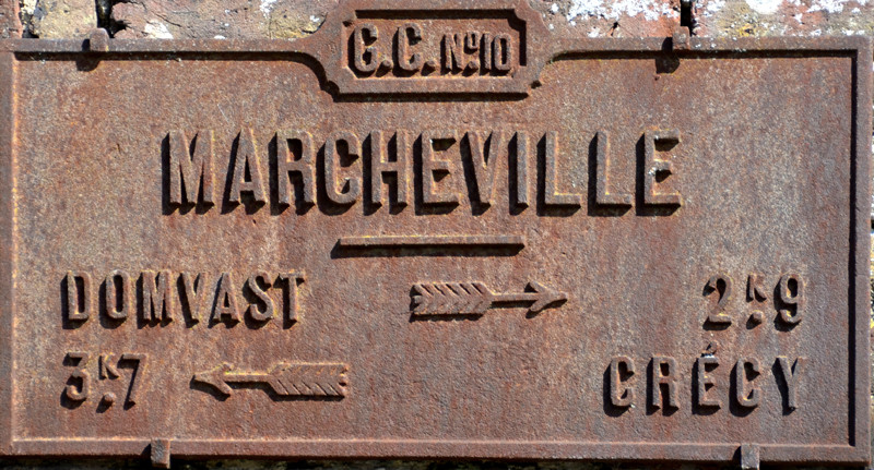 Crécy- Hameau de Marcheville
