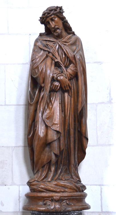 Amiens-Ecce-Homo à l'église Saint-Acheul