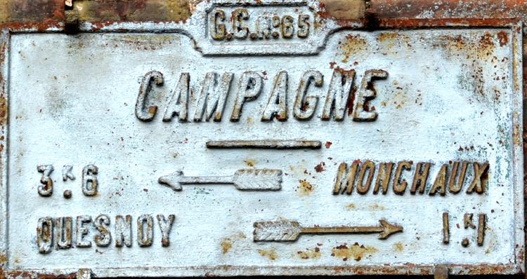 Quesnoy-le-Montant (hameau de Campagne)