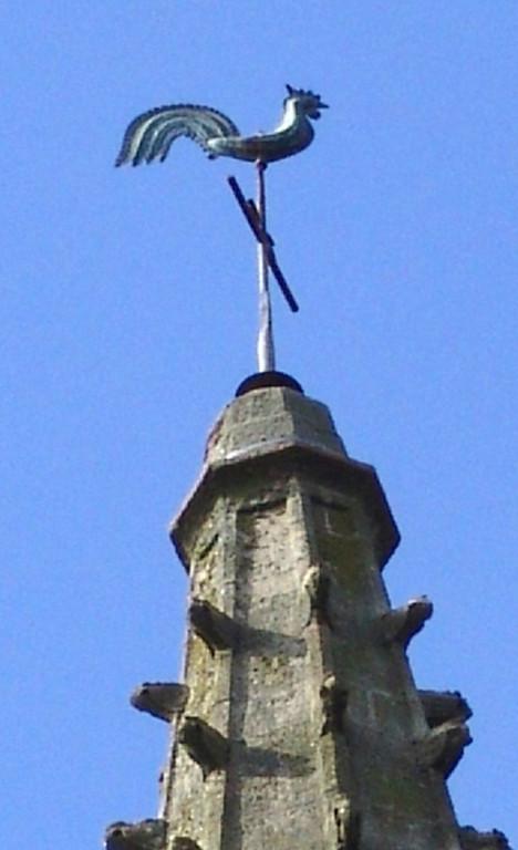 Eglise Humbercourt- canton de Doullens