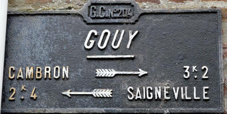 Cahon-Gouy