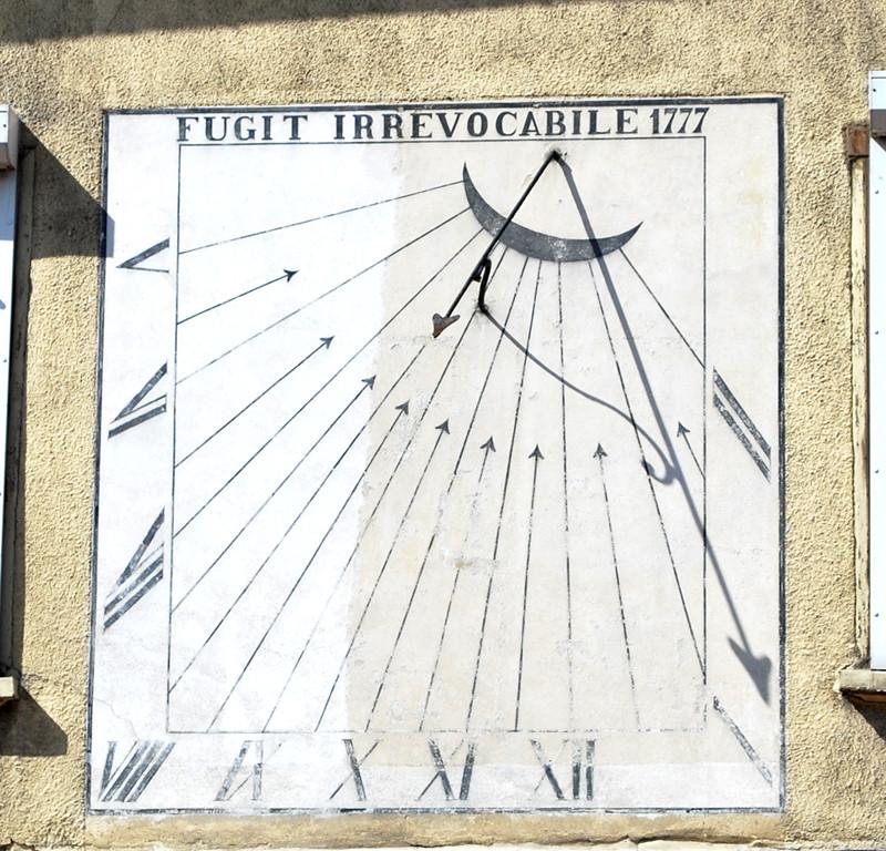 Cadran solaire à Airaines