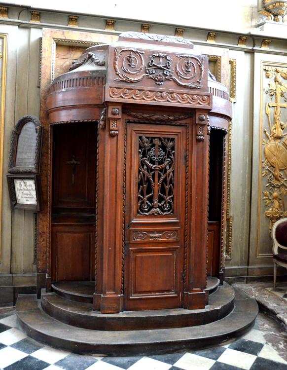 Chapelle Saint-Louis dite Notre-Dame de la Paix
