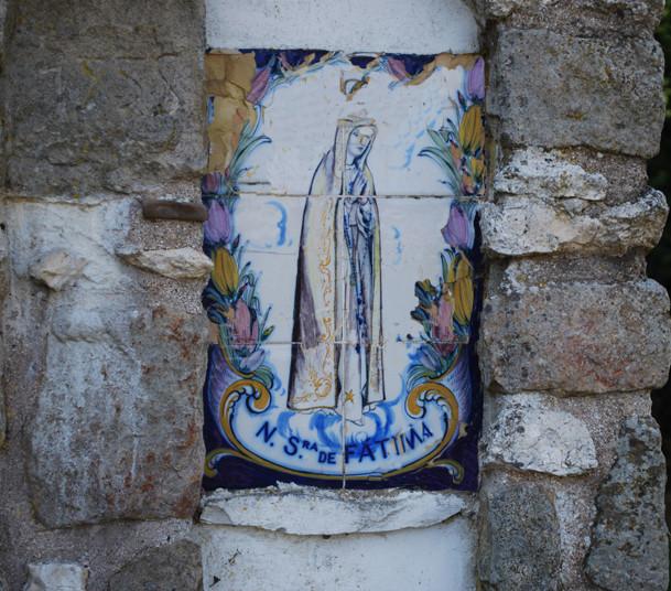 Oratoire à Etricourt-Manancourt