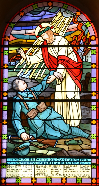 Eglise de Contoire-Hamel