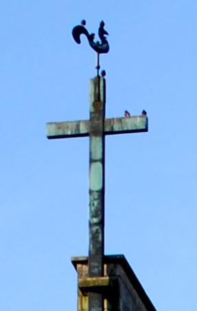 Eglise moderne de Saisseval- Canton de Picquigny