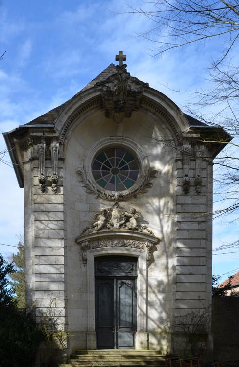 Chapelle du château d'en-bas- Belloy-sur-Somme