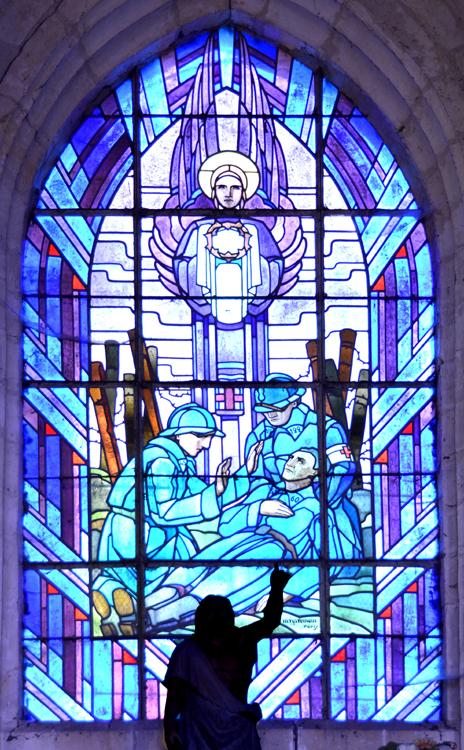 Eglise Saint-Martin de Cayeux-en-Santerre