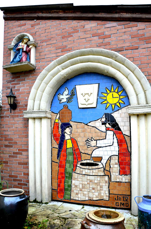 NAMPY: Jésus et la Samaritaine