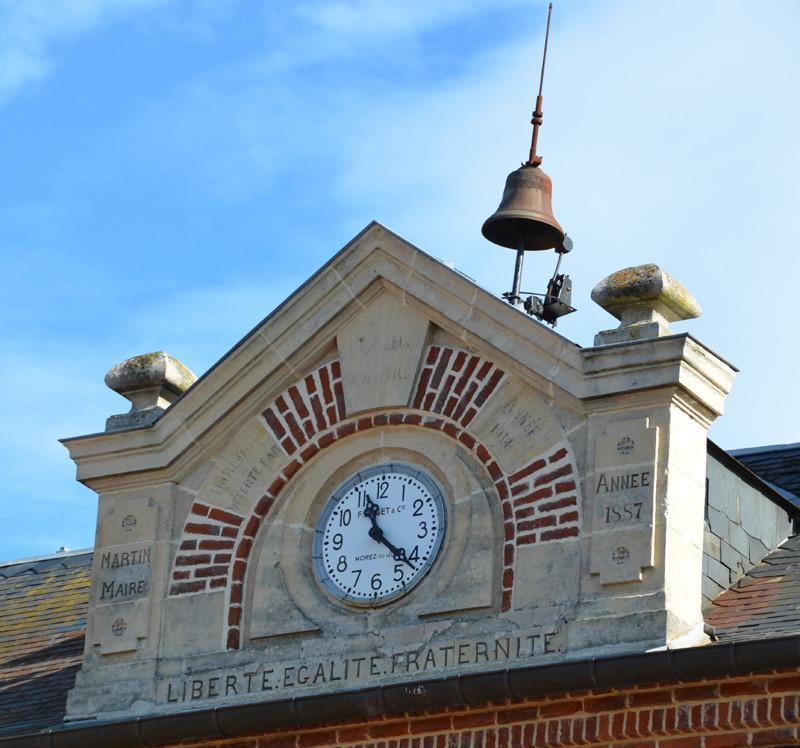 Moyenneville- Mairie