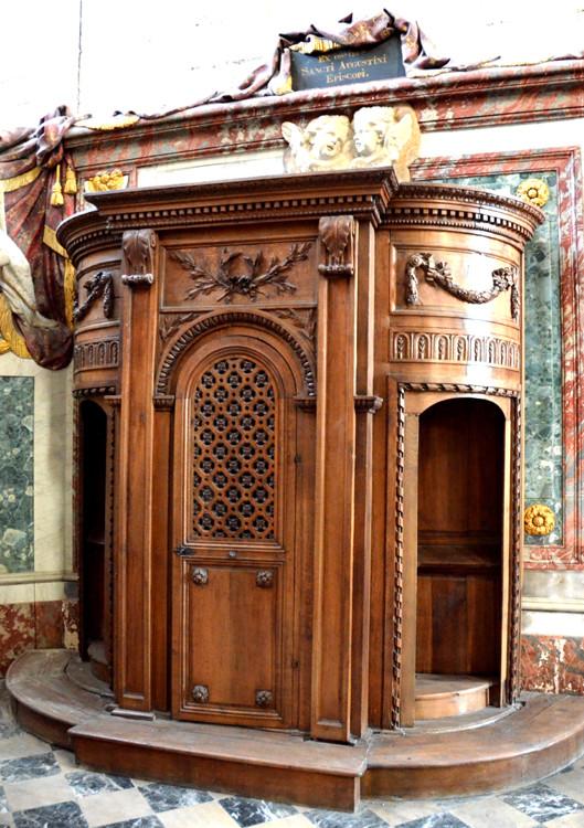 Chapelle Sainte Agnès dite aussi Ste Brigitte et St Firmin le martyr