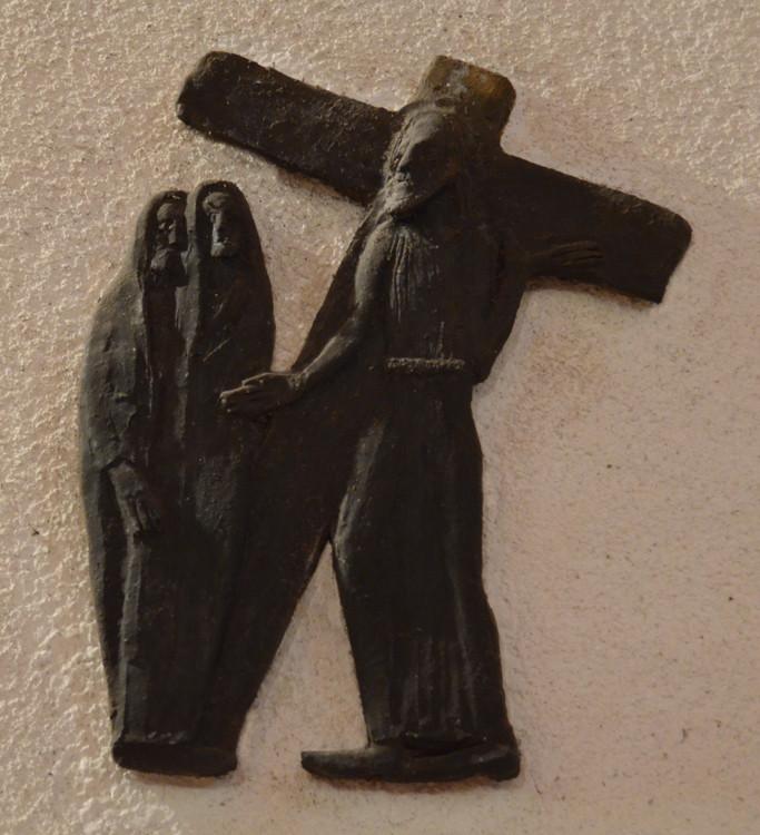 8- Jésus rencontre les femmes de Jérusalem
