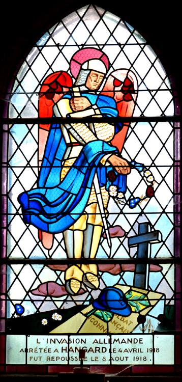 Eglise de Hangard