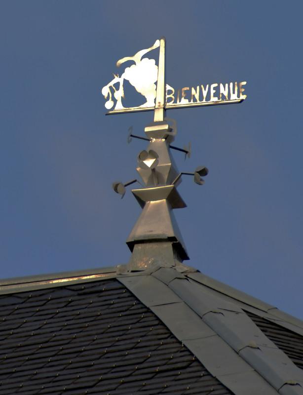 Amiens-Rue des Jacobins, visible de la Rue Emile Zola