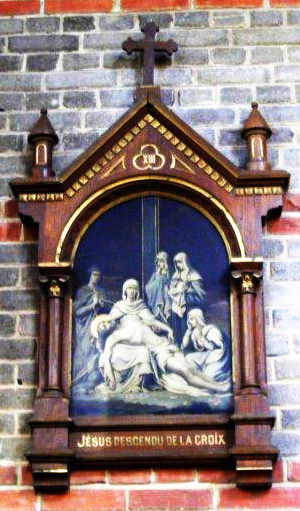 Beauquesne- Eglise Saint-Jean-Baptiste