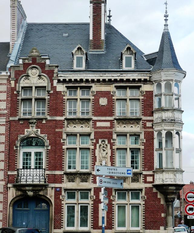 Quartier St-Acheul- Amiens