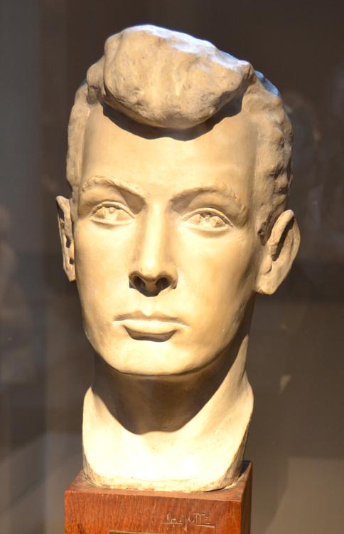 Léon Lamotte: au salon de 1948