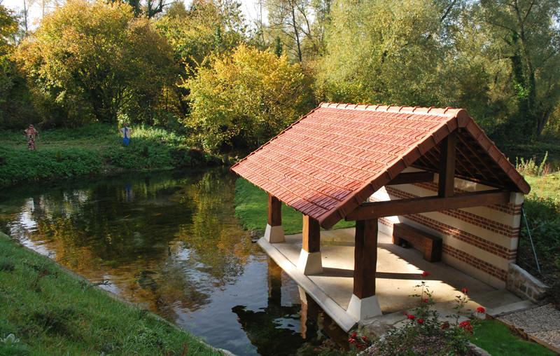 Le lavoir de Saint-Pierre-Divion (Thiepval)
