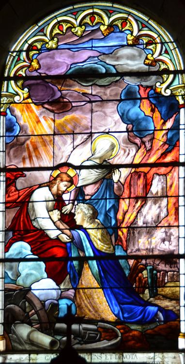 Eglise de la Visitation de la Ste Vierge- Condé-Folie