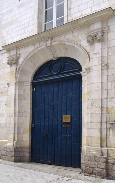 Rue de la République- Hôtel de la Préfecture- Amiens