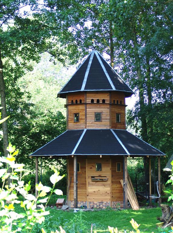 Pigeonnier à Bourdon construit en 2008