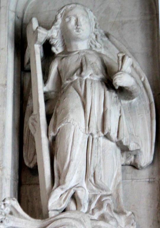 Un ange- La croix et les clous