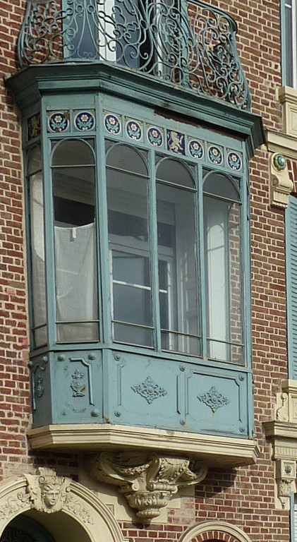 Rue Cloitre de la Barge-Amiens