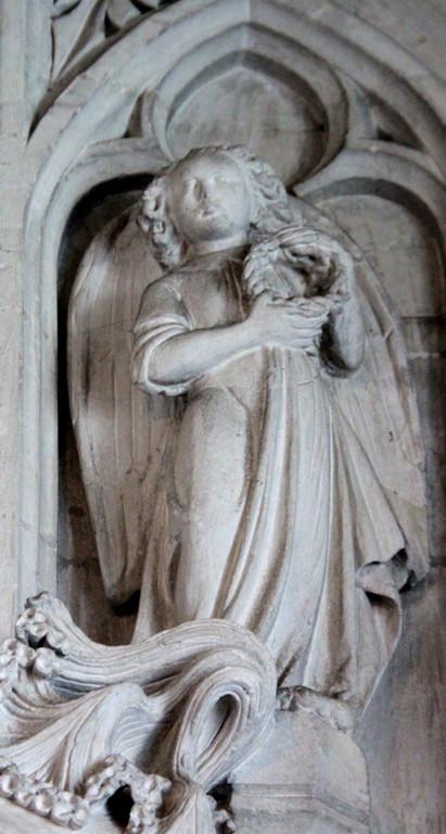 Un ange- La couronne d'épines