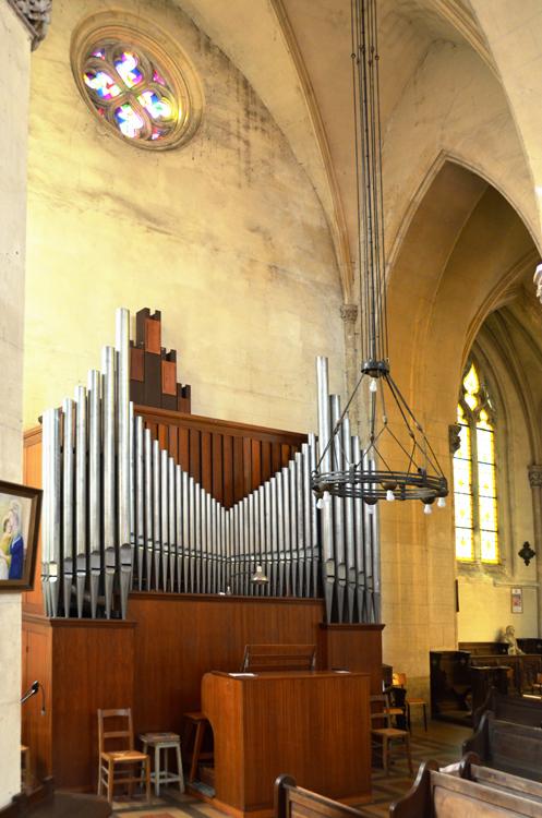 Eglise Saint-Vast de Moreuil