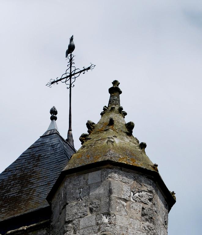 Eglise de Berneuil- Canton de Domart-en-Ponthieu