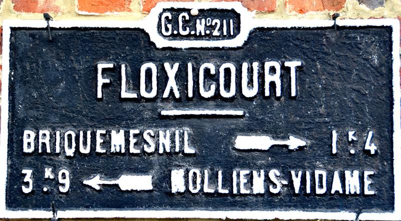 Briquemesnil (Hameau de Floxicourt)