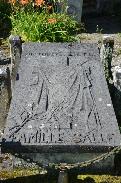 Au cimetière de Ribeaucourt
