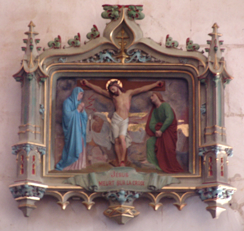 Pont-de-Metz- Eglise Saint-Cyr et Sainte-Julitte