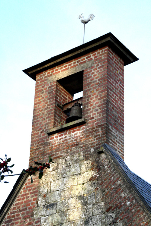 Oneux- Au hameau du Festel, chapelle Saint-Claude