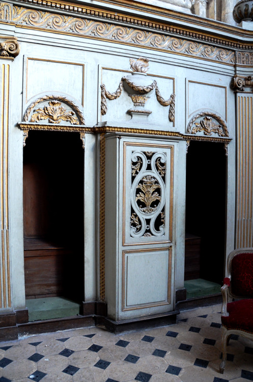 Chapelle St Nicaise dite Saint François d'Assise