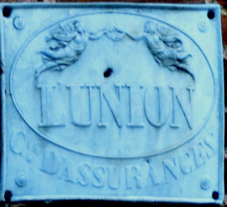 """Compagnie d'Assurances """"L'Union""""- Blangy-Bouttencourt"""