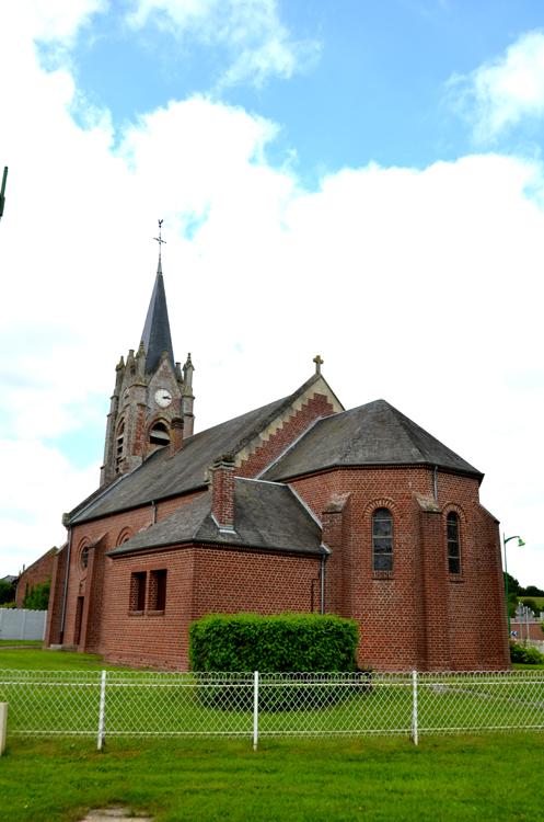 Eglise de Frohen-le-Grand