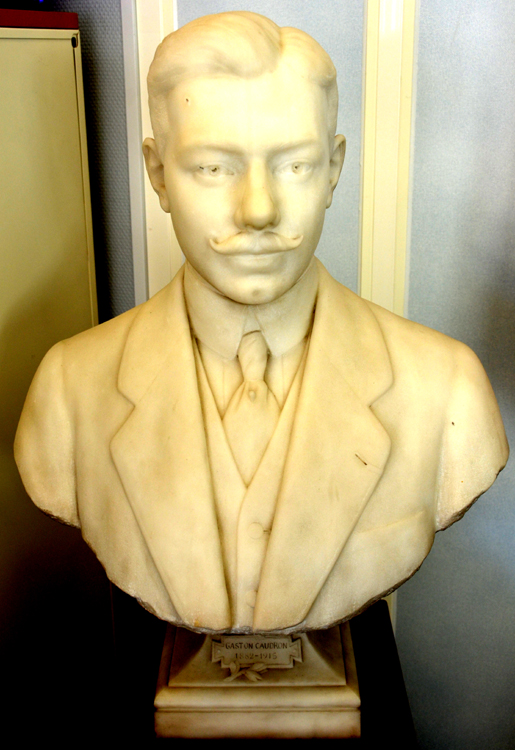 Gaston Caudron (1882-1915)