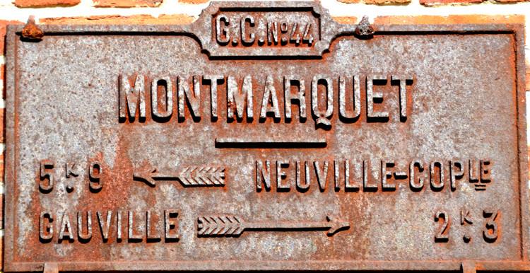 Montmarquet (commune de Lafresguimont-St-Martin)