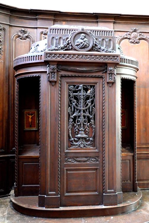 Chapelle Saint Nicolas par Augustin Carpentier