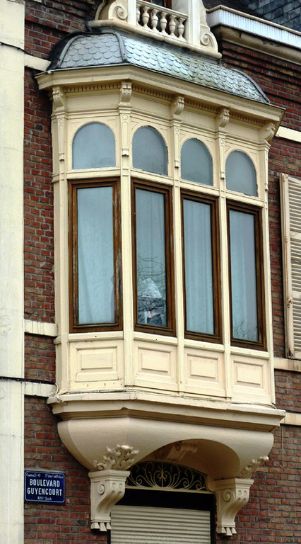 Boulevard de Guyencourt-Amiens