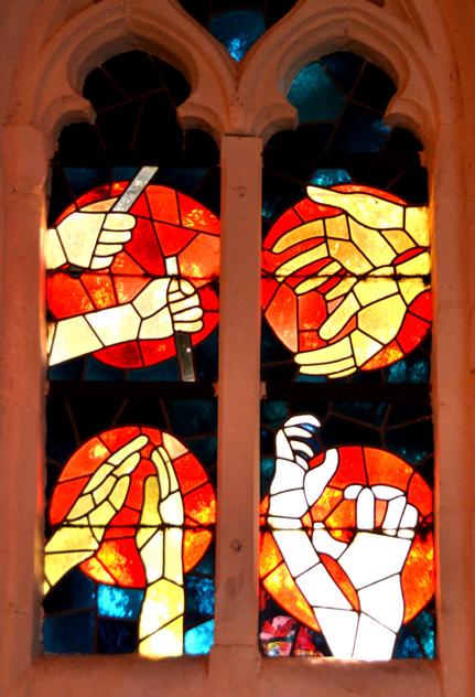 Chapelle du Hamelet, commune de Favières